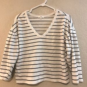Nordstrom BP Striped Shirt